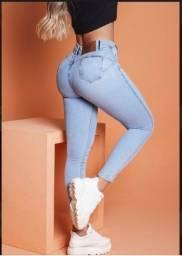 Vendo lindas calças com Bundex