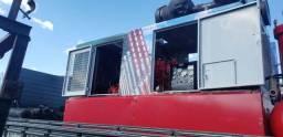 Título do anúncio: Compressor chicago de 25 bar, 950x350 motor cummins NT855 STC