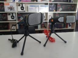 Título do anúncio: Microfone de mesa p2