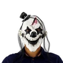 Título do anúncio: Máscara Palhaço Assassino Realista Feito Com Latex