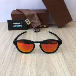 Título do anúncio: Óculos de sol Oakley Latch Ferrari lentes polarizadas