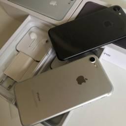 Título do anúncio: iPhone 7 128gb Novo Lacrado + Brindes
