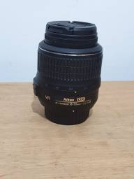Título do anúncio: Lente Nikon DX AF-S NIKKOR 18-55mm 1:3.5-5.6G