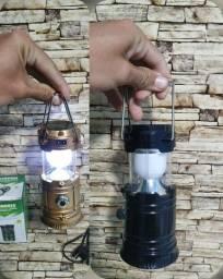 Título do anúncio: Lampião solar