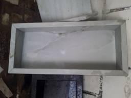 Nincho embutido para banheiro em porcelanato