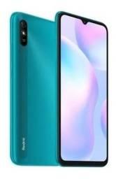 Título do anúncio: Xiaomi Redmi 9A Dual Sim 32 GB azul 2 GB Ram