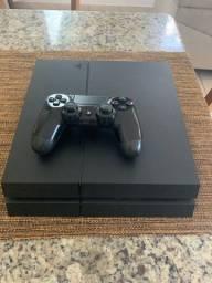 Título do anúncio: Playstation 4 500gb (Usado)