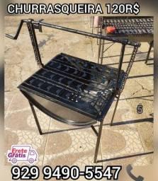 Título do anúncio:   promoção churrasqueira tambo brinde 2 saco Carvão  ###@@@