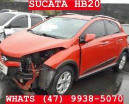 Hyundai HB20 Sucata para peças
