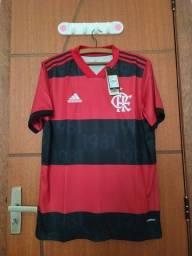 Camisa Flamengo I 21/22 Masculina