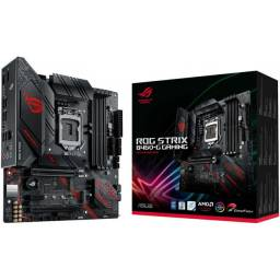 Placa-mãe Asus Rog Strix B460-G Gaming, Intel LGA 1200, mATX