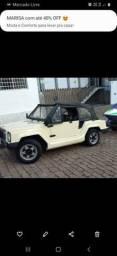 Gurgel X12 Conversível 1982/buggy