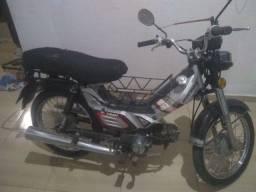 Moto 100% conservada