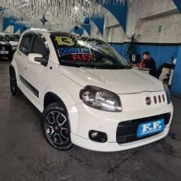 Título do anúncio: Fiat Uno Sporting 1.4 8V (Flex) 4p