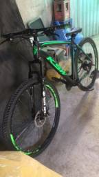 Bicicleta aro 29 ksw Troco ou vendo o Shineray ou moto do meu interesse