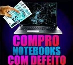 Negocio Seu Notebook e Tablet com Defeito pago dependendo do Defeito
