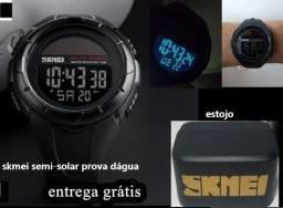super relógio skmei