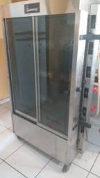 Título do anúncio: Máquina de frango Gastromaq 30 frangos