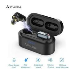Fone de Ouvido Syllable S101 Bluetooth 5.0
