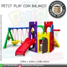 Playground Freso - Petit Play Com Balanço Pronta entrega !! Em Vila Velha ES