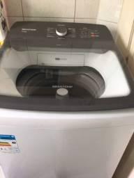Máquina Lavar 12 kg Brastemp, nova demais, GARANTIA até Dezembro