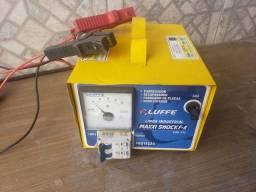 Título do anúncio: Dessulfatizador e Carregador de Baterias Maxxi Shock F-08 220V - Luffe