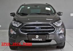 Ford Ecosport Titanium 1.5 4X4 2020