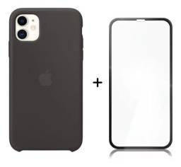 Case iphone 11 + Película 3D