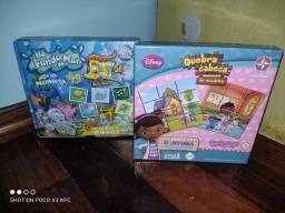 Título do anúncio: Jogos infantis lote