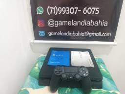 PS4 Slim 1 Terabyte com Garantia Excelente Playstation 4