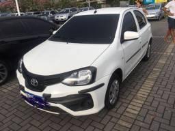 Etios Hatch 2020 Automático