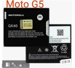 Título do anúncio: Bateria M0to G5 99,00 Entrega Grátis