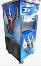Título do anúncio: Máquina de sorvete expresso italianinha