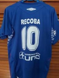 Camisa Nacional #10 Recoba