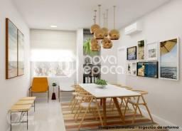 Título do anúncio: Apartamento à venda com 3 dormitórios em Jardim botânico, Rio de janeiro cod:CO3AP60196