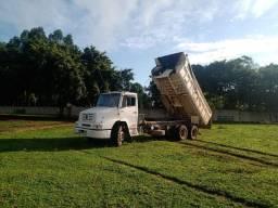 Caminhão 1418 reduzido (no chassi)