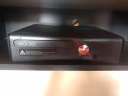 Xbox 360 luz vermelha + kinect