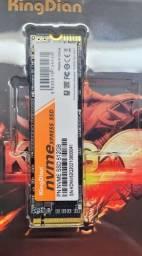 Título do anúncio: SSD M.2 NVME 512GB Kingdian
