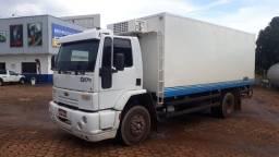Caminhao Ford Cargo 1317 Toco Bau Refrigerado