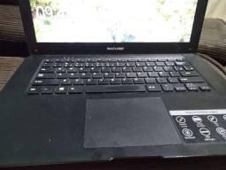 Notebook Multilaser legacy air