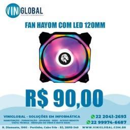 fan hayom com led 120MM