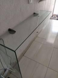 Painel de vidro