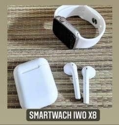 Título do anúncio: Smartwatch X8 + FONE lkll