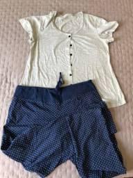 Pijamas para gestante