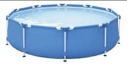 piscina semi nova 5.000lts, 600$