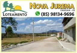 Título do anúncio: D4 - Lotes disponíveis no Araturi Jurema! Excelente localidade