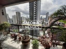 Batista Campos, 4 suítes, 200 m², nascente, 2 vagas soltas. 820 mil