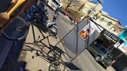 Bike triciclo ótima propaganda