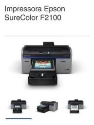 Título do anúncio: Impressora Epson F2100 DTG