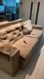 Título do anúncio: sofá retratil 2,9 m Lar Shopping